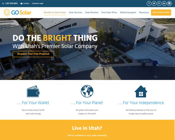 GoSolar Co.